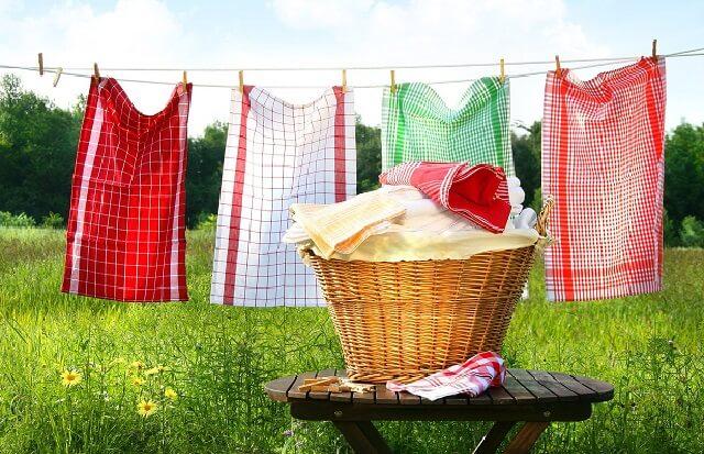 Как правильно стирать полотенца