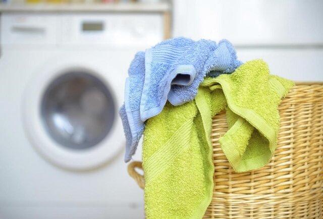 Стирка кухонных полотенец в стиральной машине