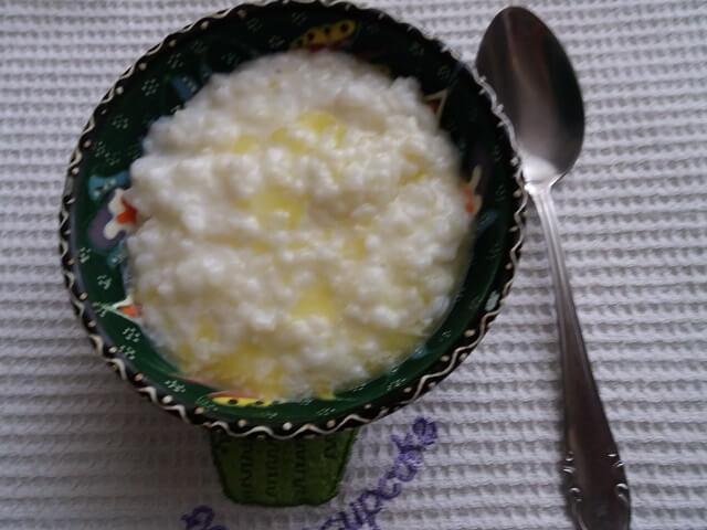 Рисовая каша на молоке – классический рецепт в кастрюле