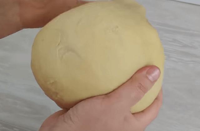 Готовое тесто для пельменей на растительном масле