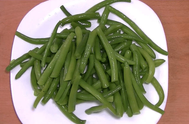 Отваренная фасоль для салата