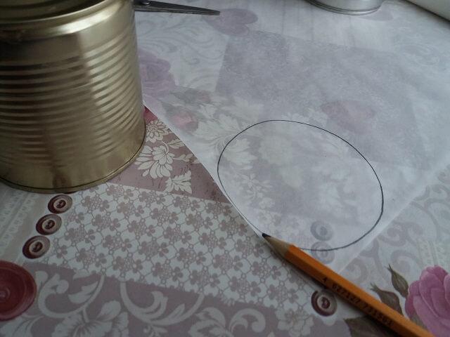 Вырезаем из бумаги кружок