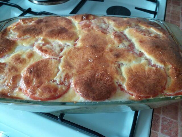 Запеканка из кабачков в духовке – с фаршем, помидорами и сыром