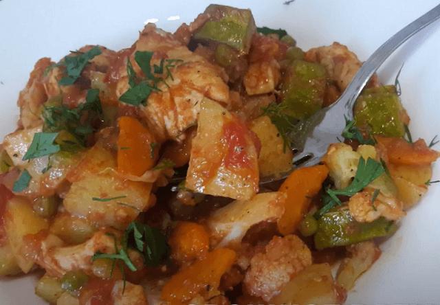Рагу из овощей – 5 быстрых и вкусных рецептов