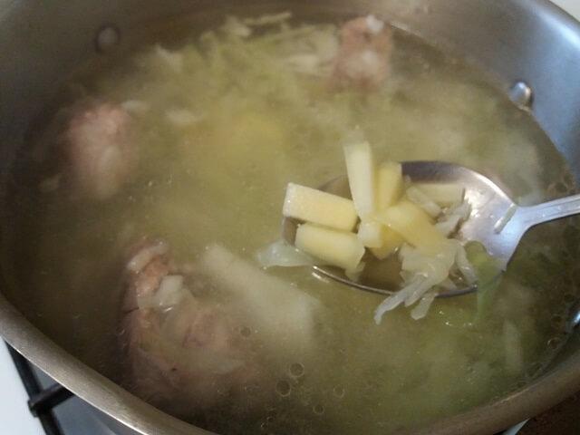 Борщ со свежей капустой и свеклой – рецепт приготовления