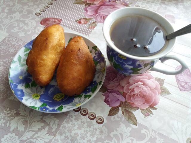 Пончики с повидлом из дрожжевого теста в домашних условиях