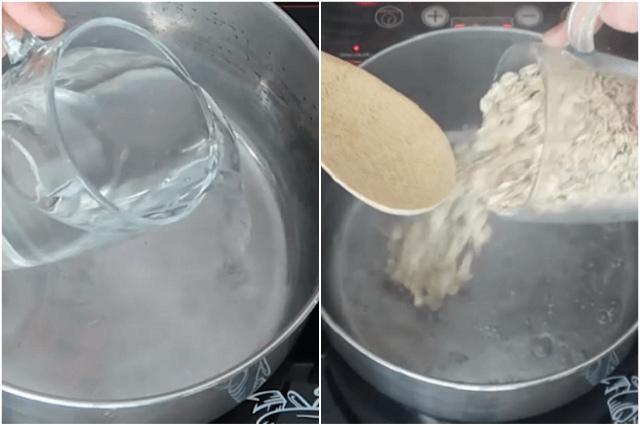 Овсяная каша – рецепт приготовления и пропорции