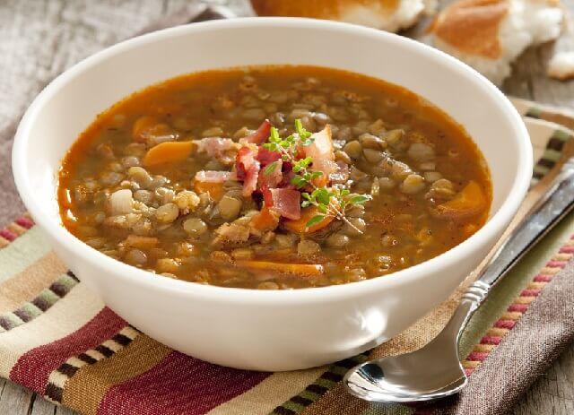 Чечевичный суп – 8 простых рецептов приготовления в домашних условиях