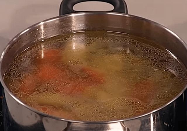 Куриный бульон – рецепт как правильно варить