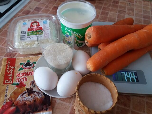 Морковная запеканка в духовке – простые и вкусные рецепты