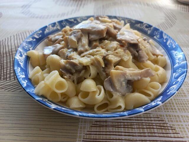 Грибной соус из свежих и замороженных грибов - рецепты приготовления