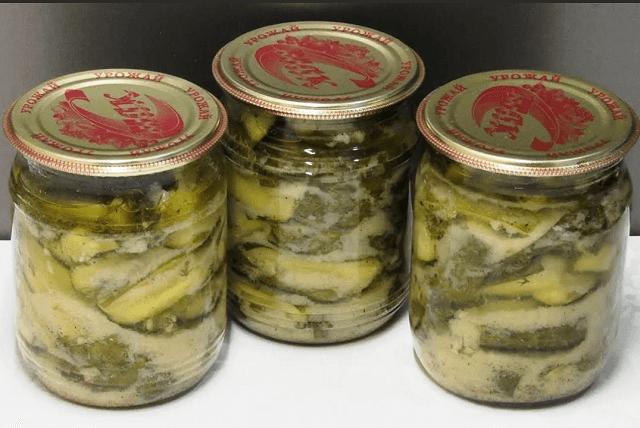 Салаты из огурцов на зиму - самые вкусные рецепты